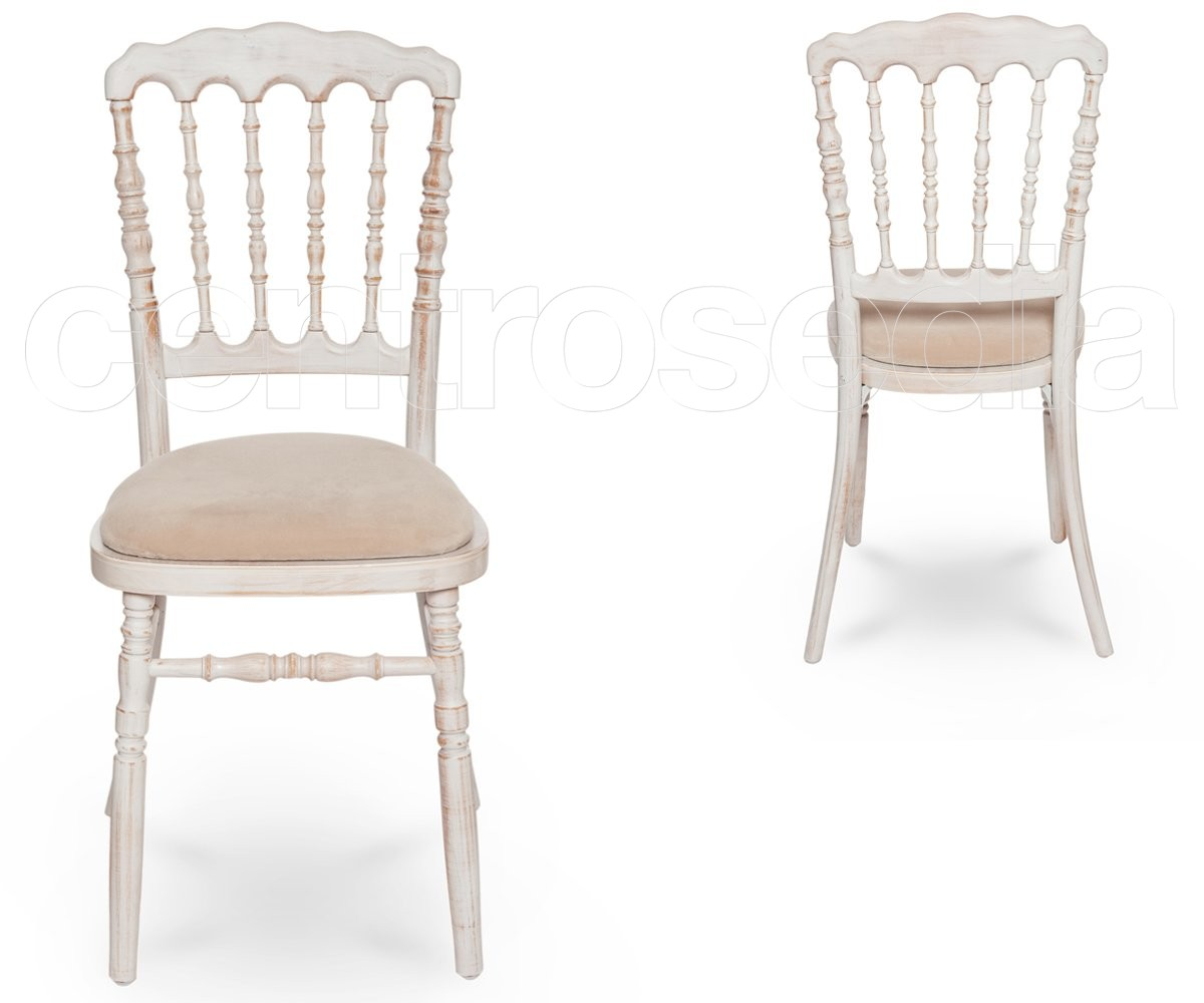 Parigina Shabby Wood Chair Shabby Chic Chairs Centrosedia