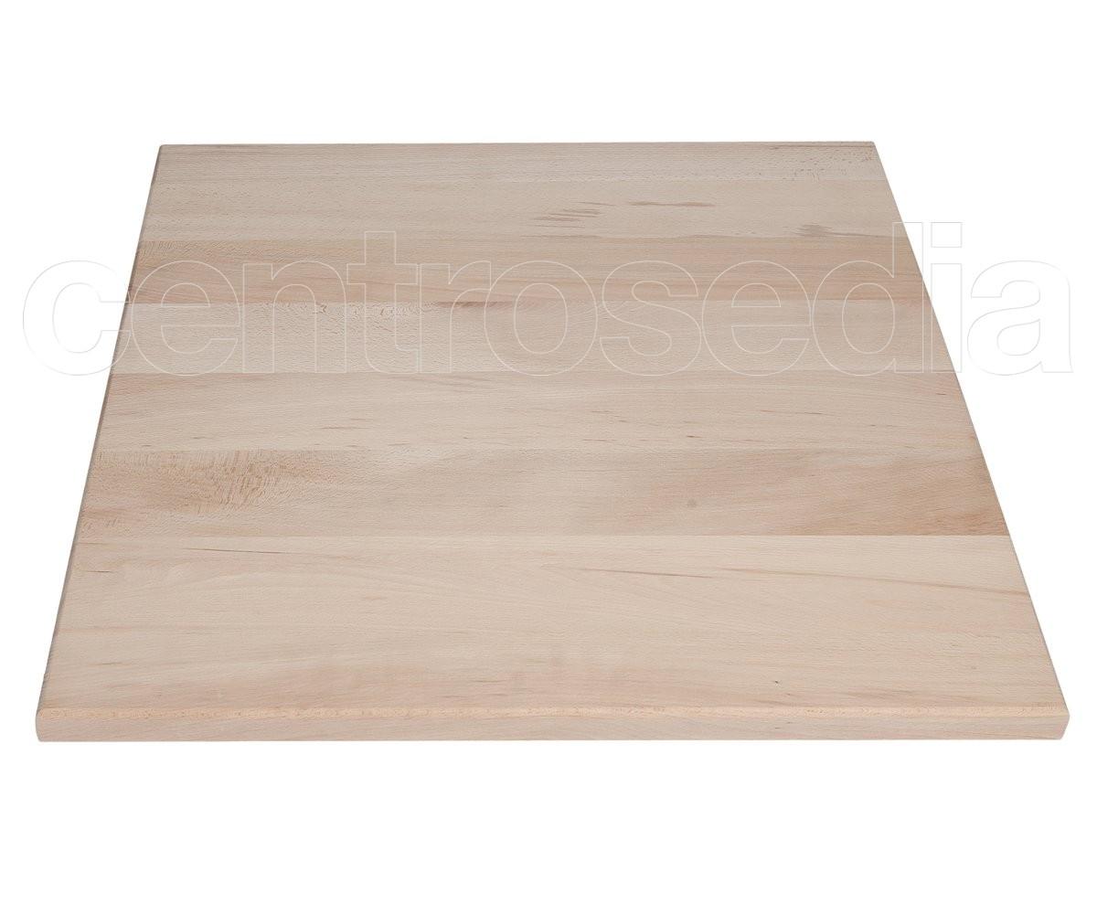 Legno Grezzo Per Tavoli piano massello di faggio grezzo - piani legno massello