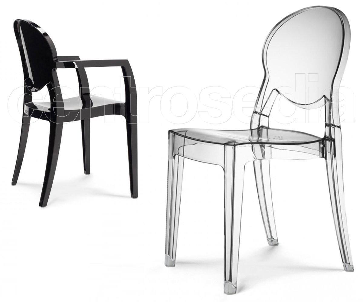 Igloo sedia policarbonato scab design sedie policarbonato