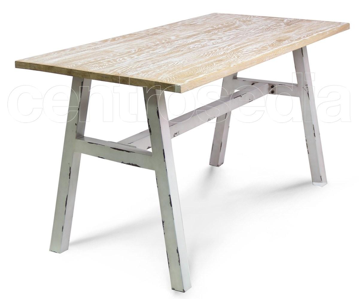Tavolo Industriale Maison Du Monde : Kansas tavolo metallo vintage tavoli vintage e industriali