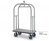 """Africans"" Luggage Trolley"