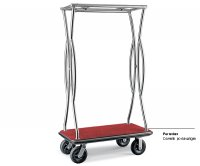 """Peruvian"" Luggage Trolley"
