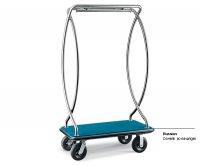 """""""Russian"""" Luggage Trolley"""