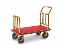 """""""Egyptian"""" Luggage Trolley"""